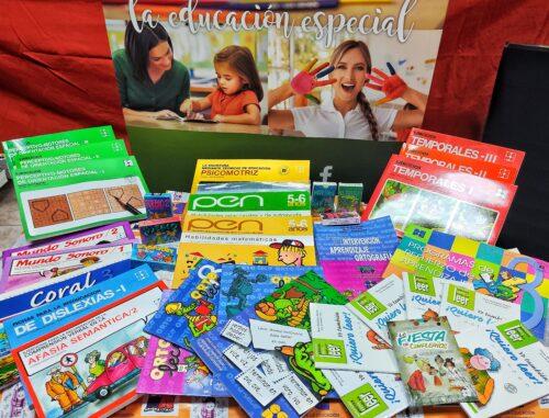 lote de libros para donar